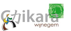 Logo Chikara_25j_transparant